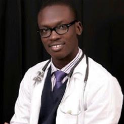 Dr Olufunmilayo Ogunsanya (Nigeria)