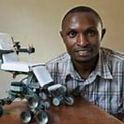 Peter Mbiria Maina (Kenya)